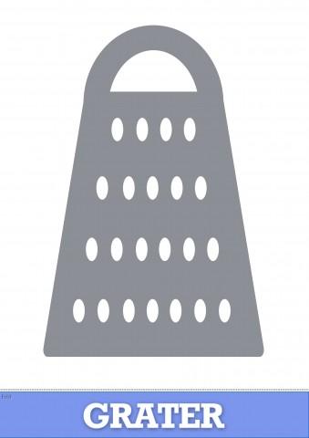 Английские карточки - KITCHEN - Кухня