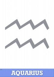 Английские карточки - ZODIAC - Знаки зодиака